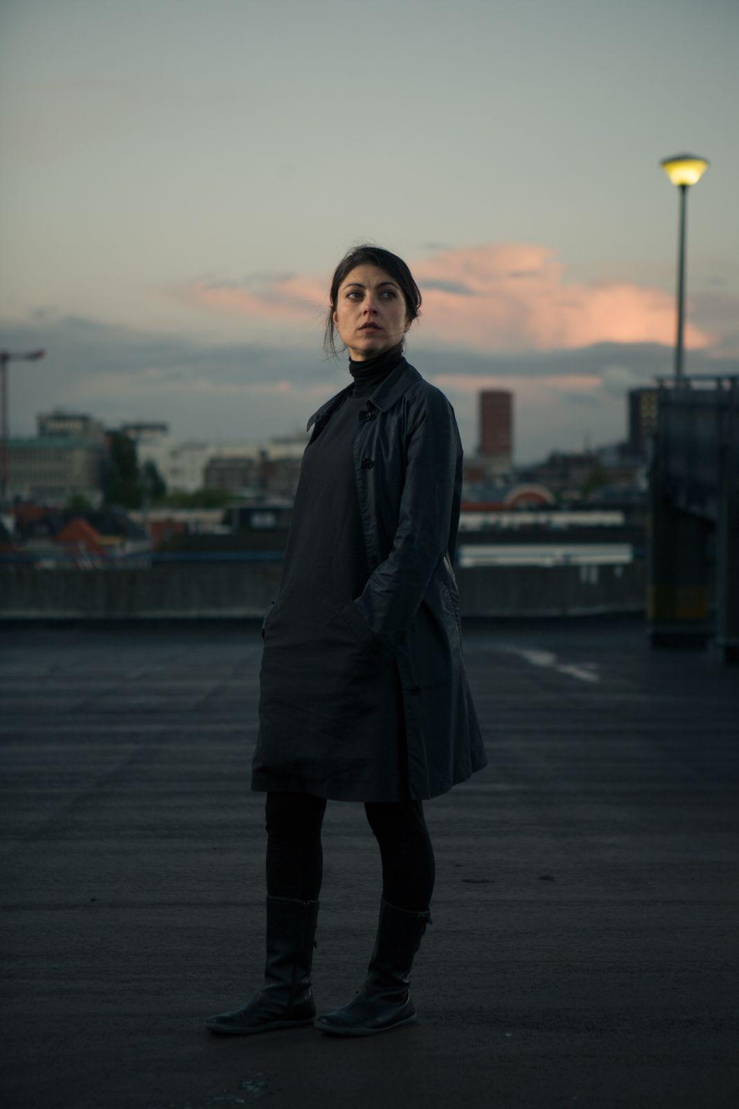 Urban Portrait Photography The Hague