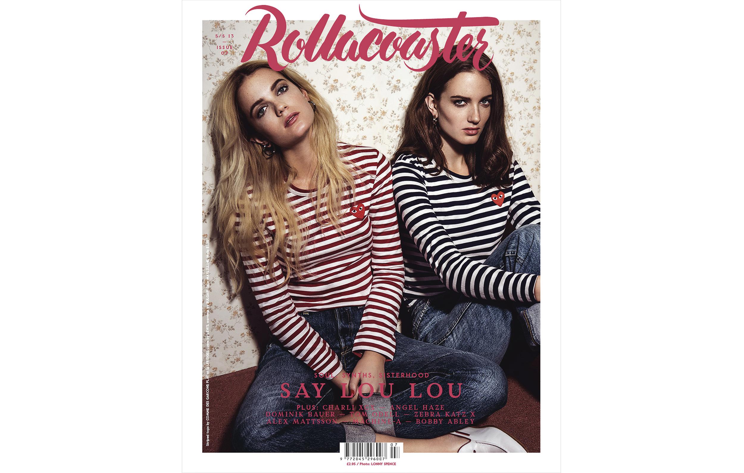 Rollacoaster Say Lou Lou