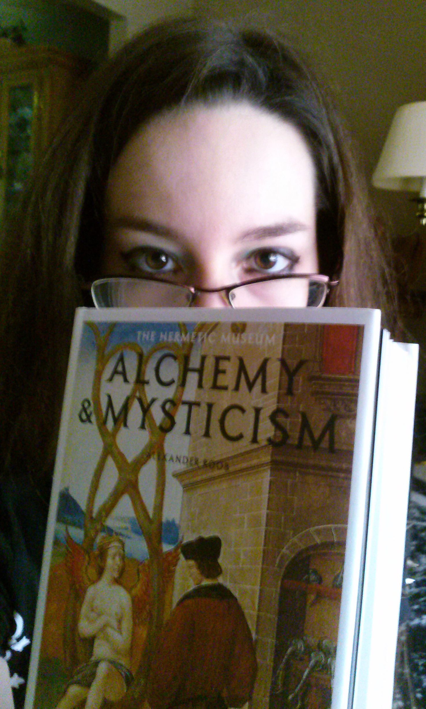 Alchemy and Mysticism. Oh yes.