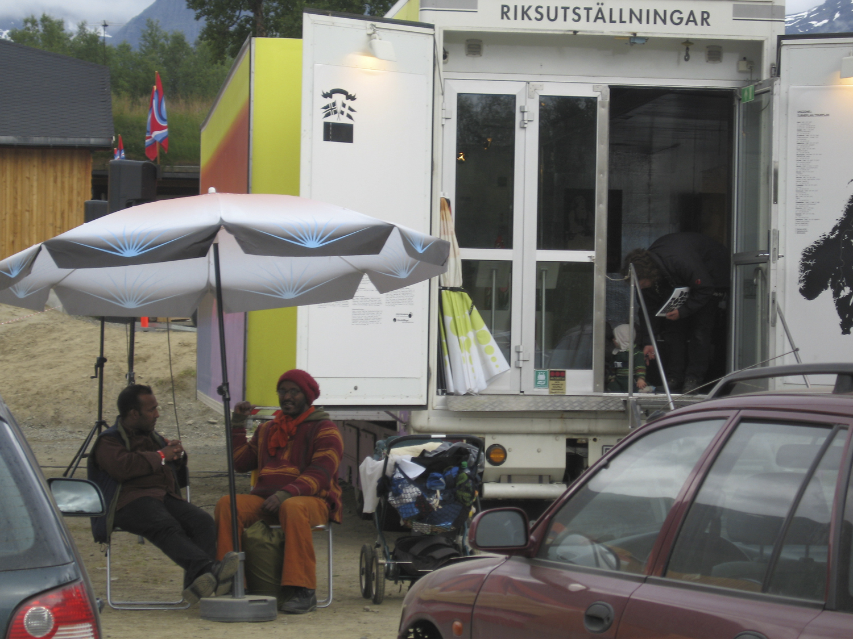 Riddu-Riddu, Norway