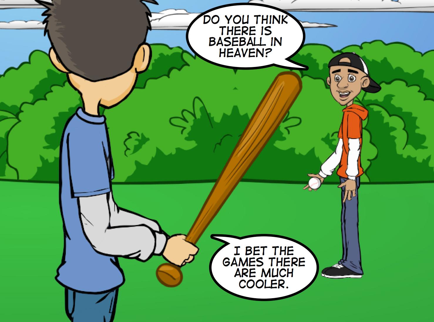 Heavenly Fun