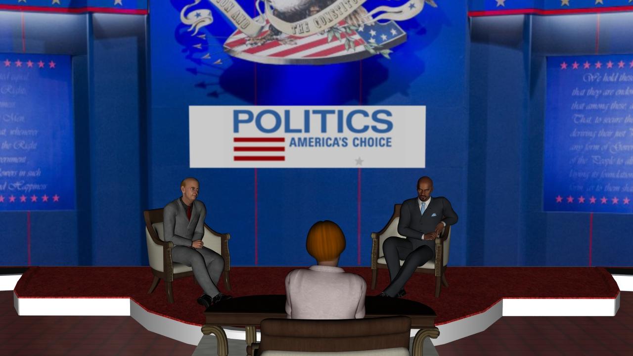 Political debates in full swing