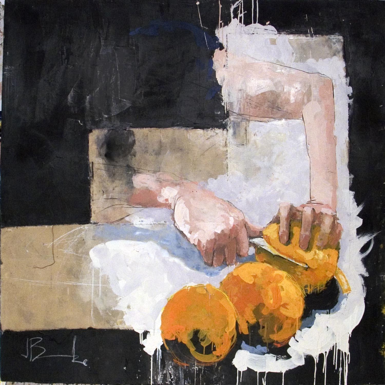 HANDS AND ORANGE (2007)