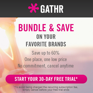 AOL: GATHR  Brand strategy, UX/UI