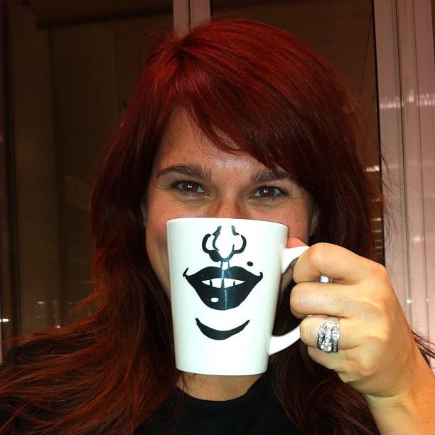 Wat vind je van mijn #dagelijksekop ? Speciaal gemaakt door Jeroen Meus. 1e kop krijg je zelfs gratis op 1/12 bij De Morgen!