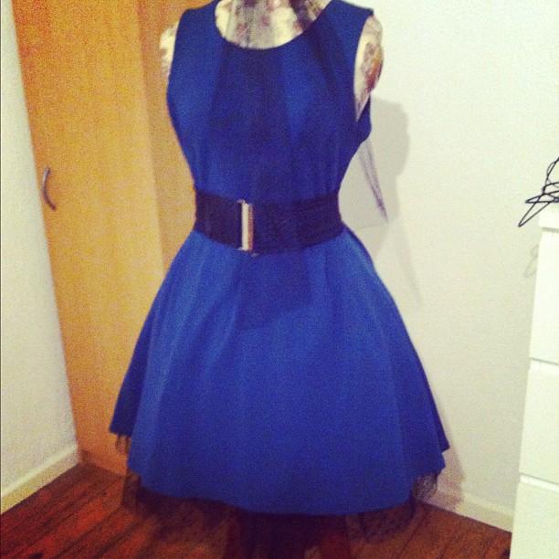 Outfit voor op #retropolis