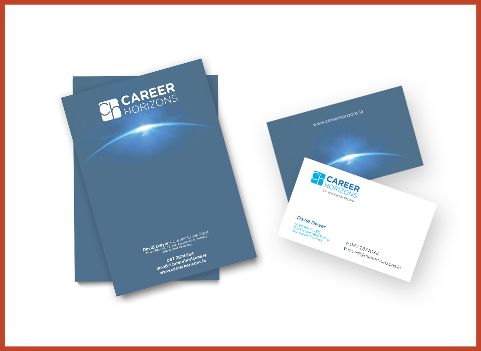 Logo and Stationery Design and Print