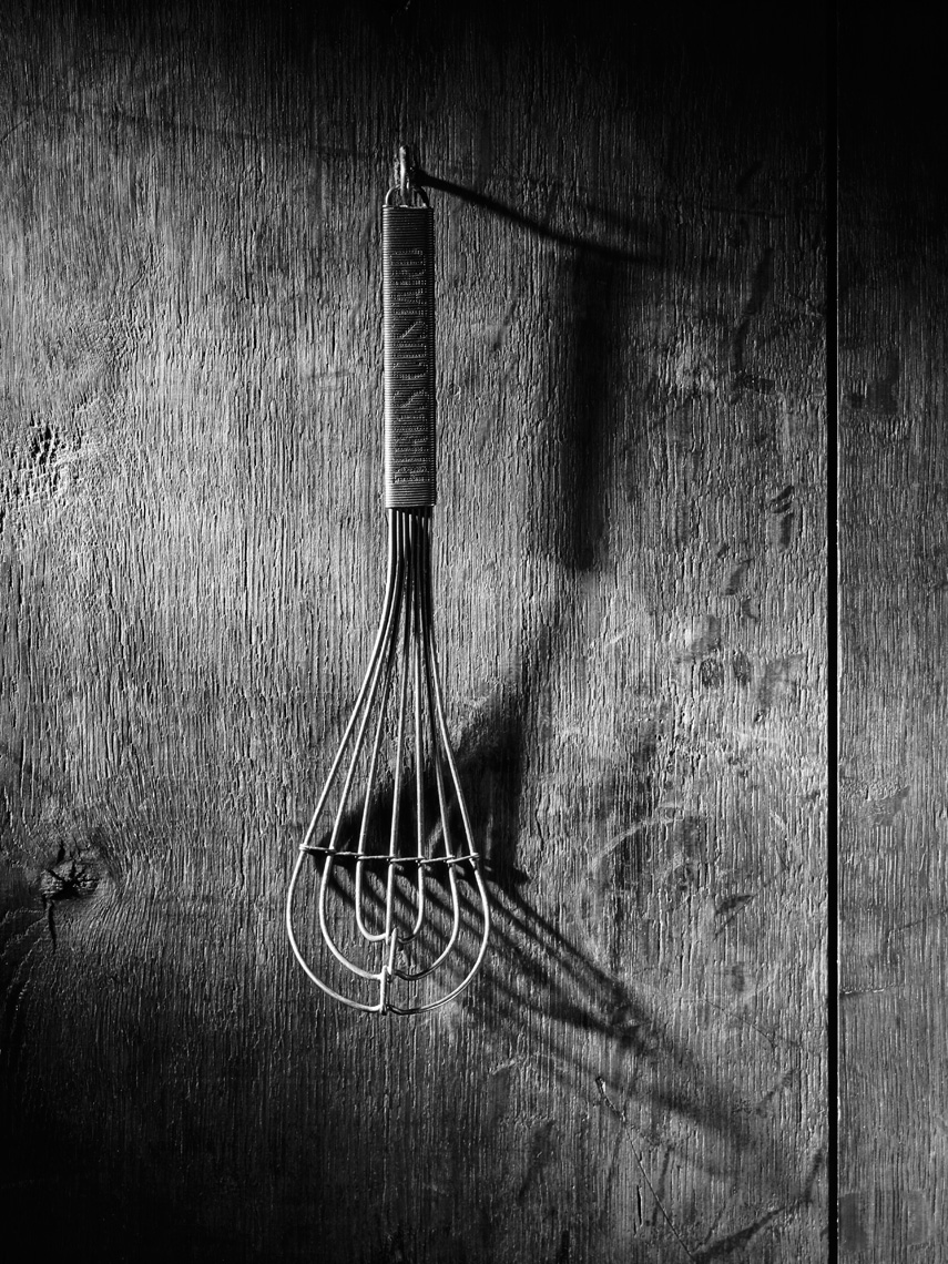 From the series Batterie de cuisine, Bird's custard whisk