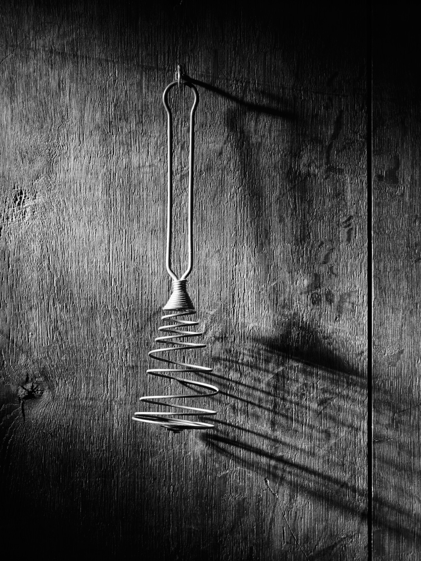 From the series Batterie de cuisine, Spiral whisk