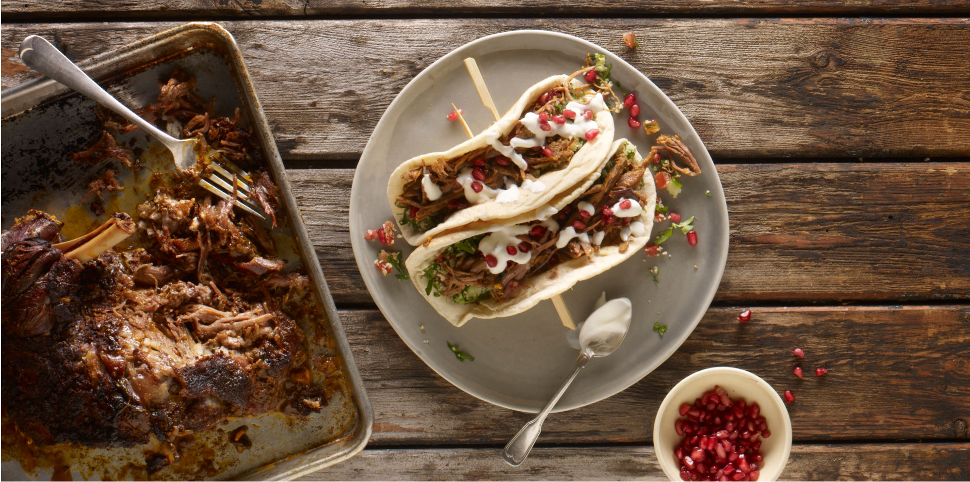 Street foods around the world, William Murray for Knorr