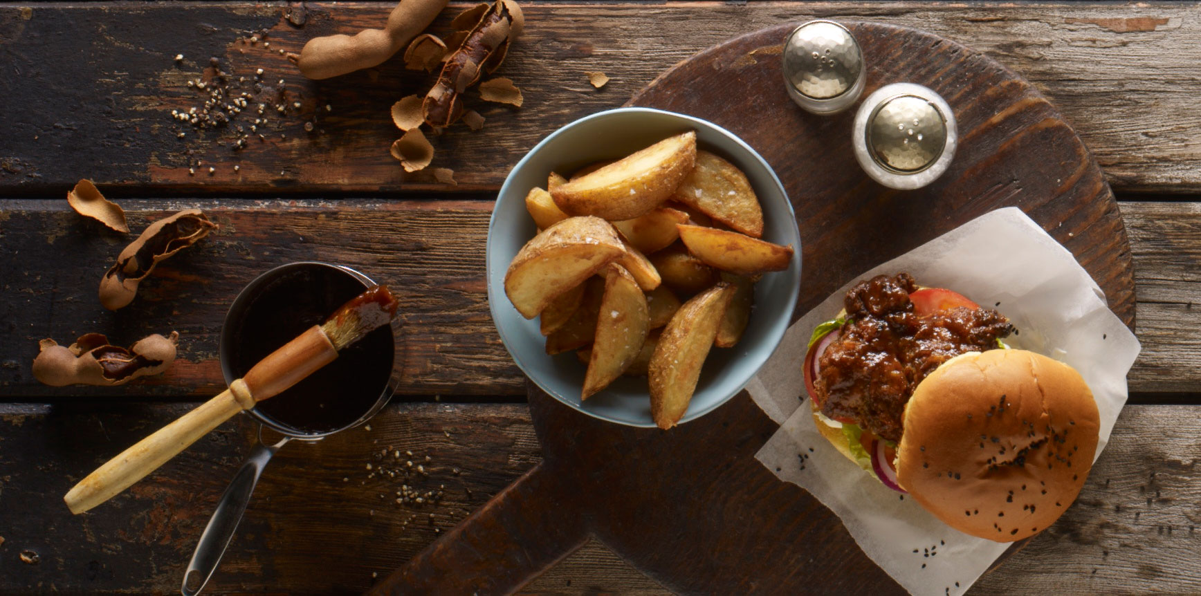Street food around the world, William Murray for Knorr