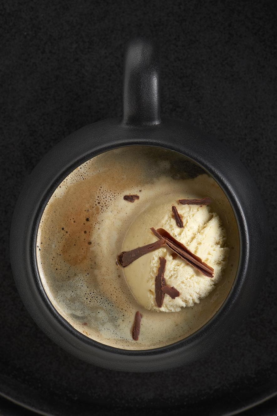 Coffee float/Affogato