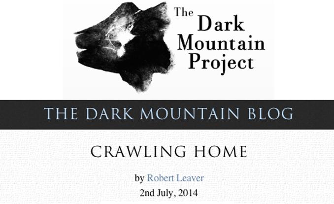 7.2.14 DARK MOUNTAIN BLOG