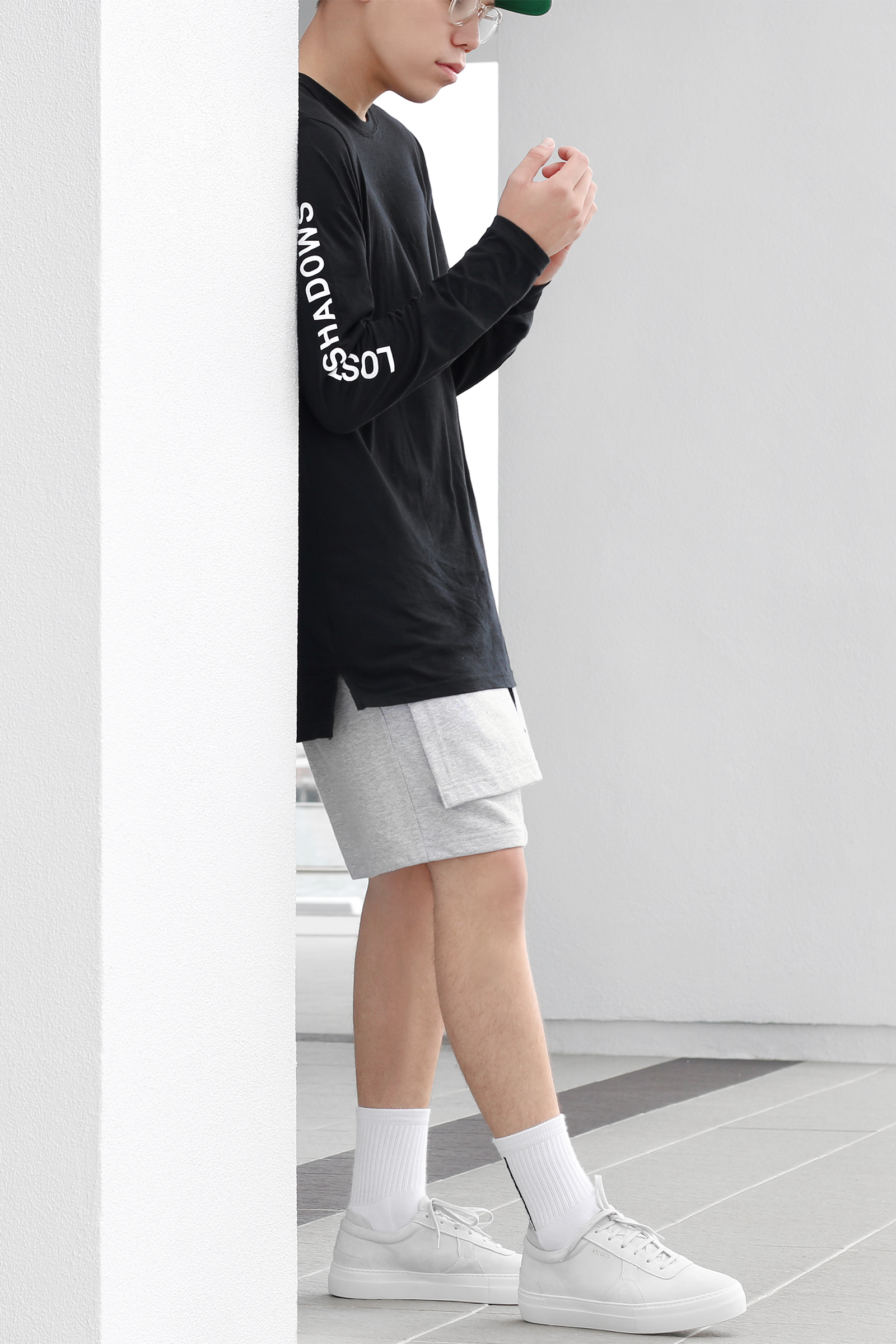 Editorial  Limited Capsule Collection Lost Shadows