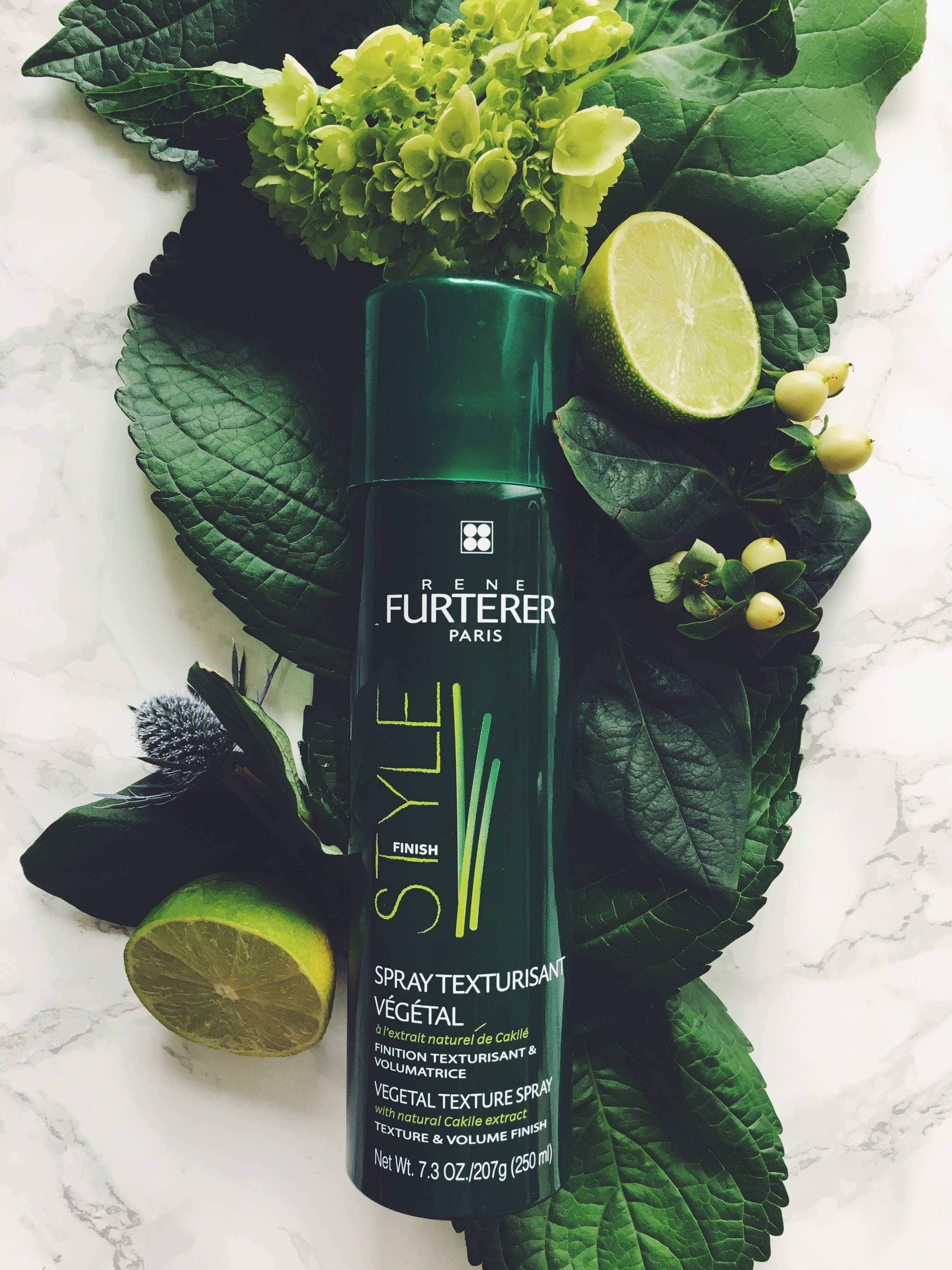 I Try Rene Furterer Vegetal Texture Spray| Haircare Review