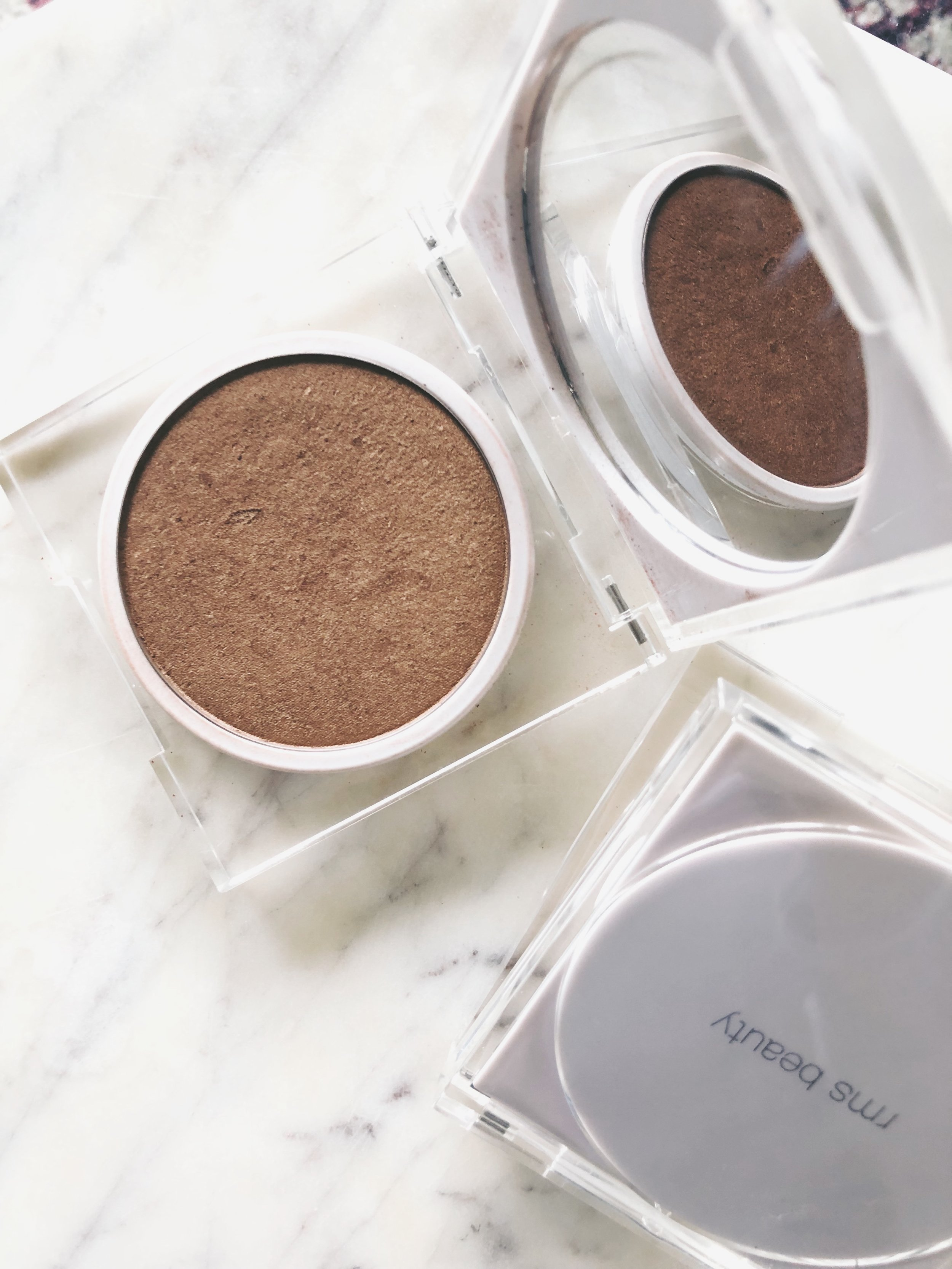 "RMS Beauty Luminizing Powders - $38 - Here's the quick SCORECARD breakdown. Each question is rated on a scale of 1 to 5, 5 being the best:1. How do the ingredients look (EWG.org ratings)?- 4: It ""may contain"" Titanium Dioxide. Zinc Stearate is the only other ingredient over a '1' that isn't in the 'may contain' list.2. How natural does this look?- 4: I have Midnight Hour (highlight) & Madeira Bronze. Both looked great, but there was a bit more metallic in the bronze so it had some subtle shine. The highlighter gave a great lit-from-within glow!3. Does it apply evenly?- 5: No issues here!4. Does it play well with other products?- 5: Absolutely went over products without causing any issues.5. Does it last all day?- 5: This can depend on other products you're wearing and skin type, but it lasted all day over foundation, under setting powder, and on combination skin.6. Is it non-irritating?- 57. How conscious is the brand? Cruelty free, sustainable, etc.- 3FINAL SCORE:31/35"