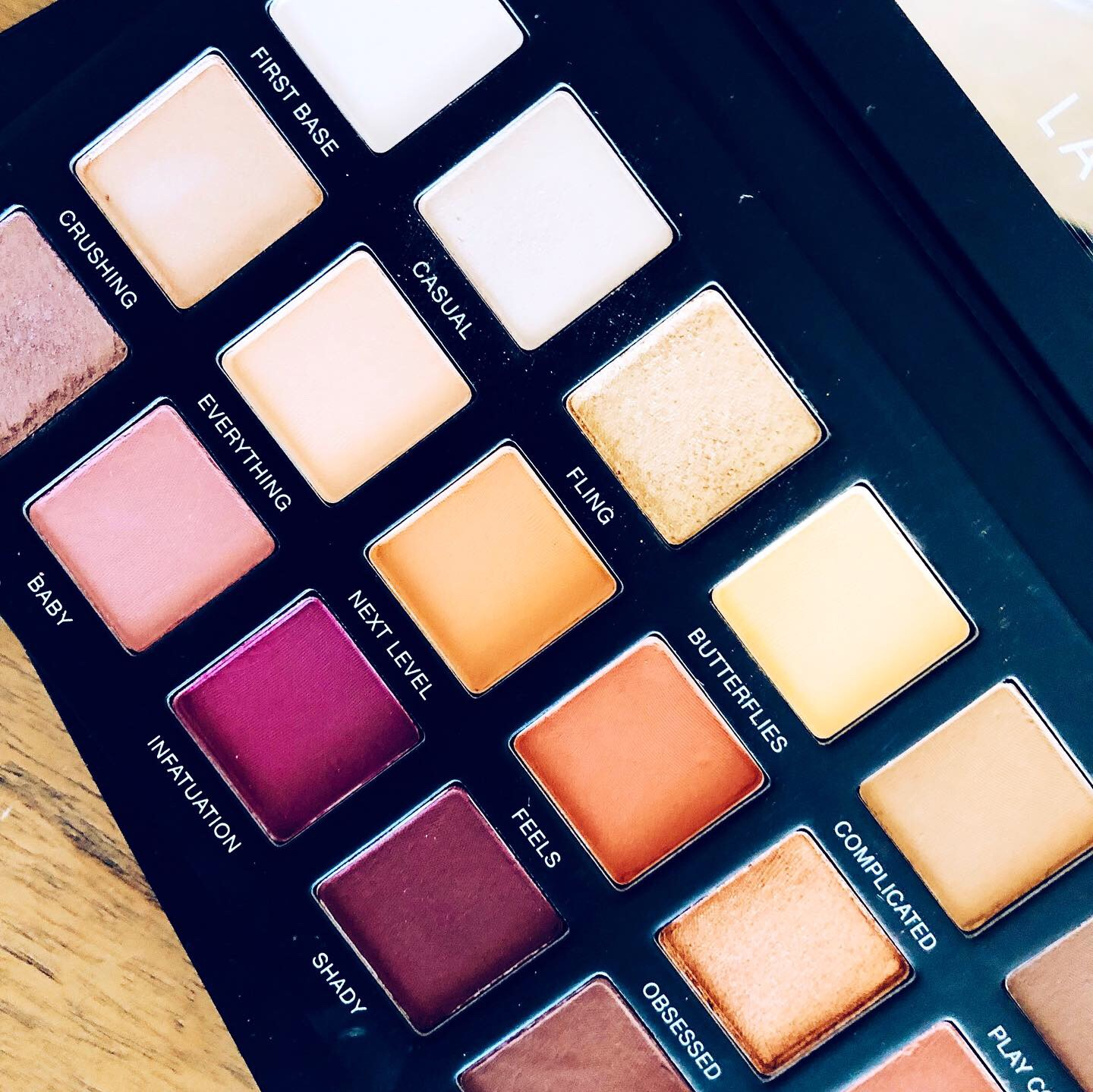 Lawless The One Eyeshadow Palette