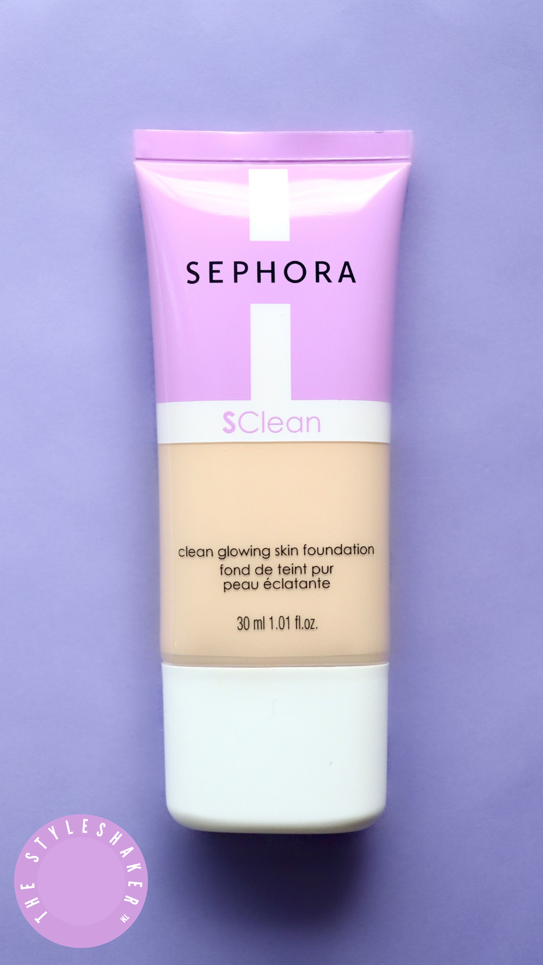 Honest Review Of The Sephora Collection Clean Glowing Skin Foundation The Styleshaker Scorecard The Styleshaker A Guide To Clean Beauty Skincare More Honest Reviews