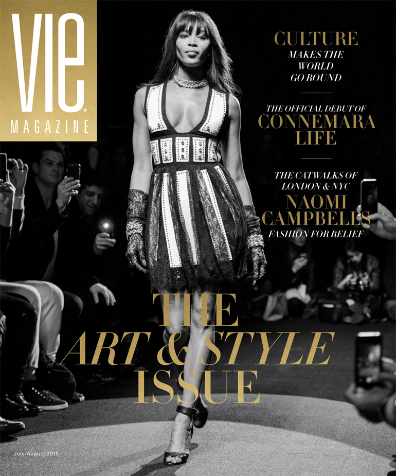 """""""Leather Reimagined"""" - Art & Style Issue"""