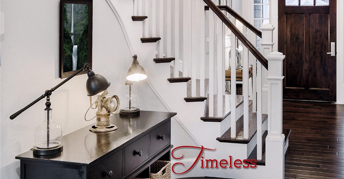 Regency Stair Parts