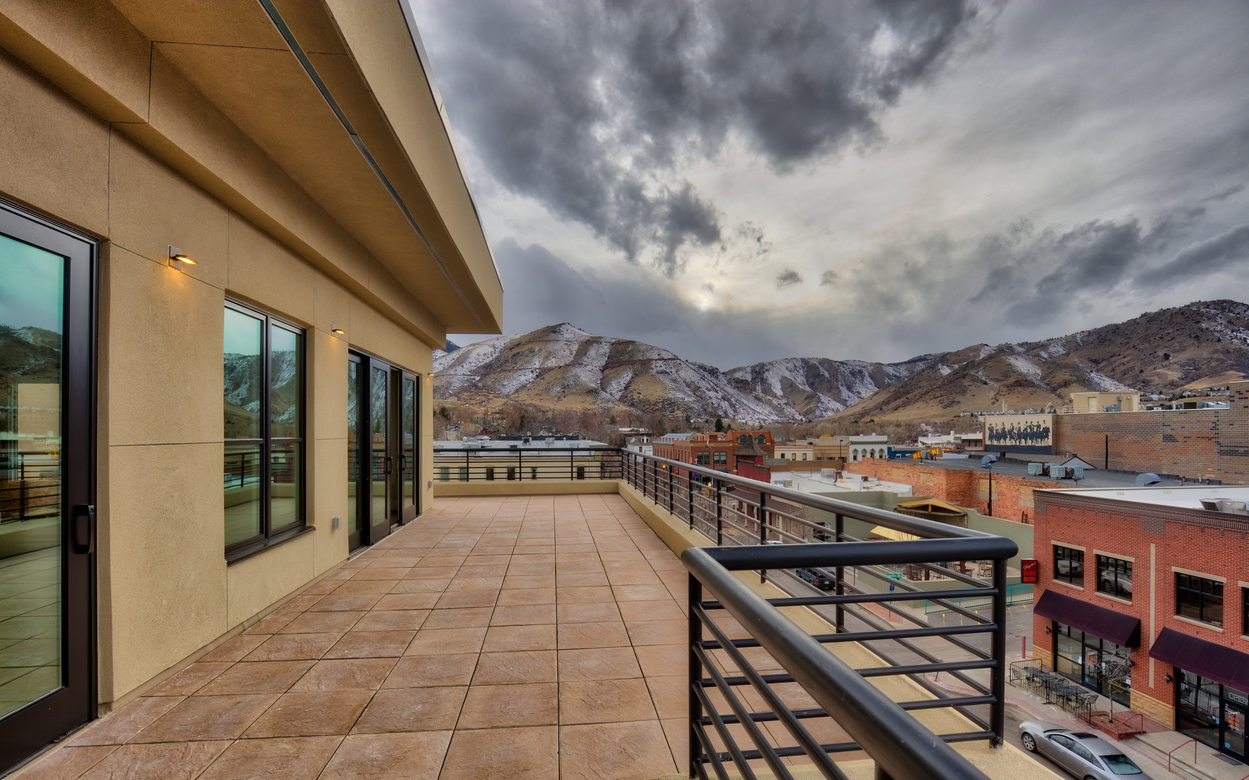 MINERS POINT  | 701 12th Street | Amazing Views from Corner Penthouse | Sold & Occupied Unit