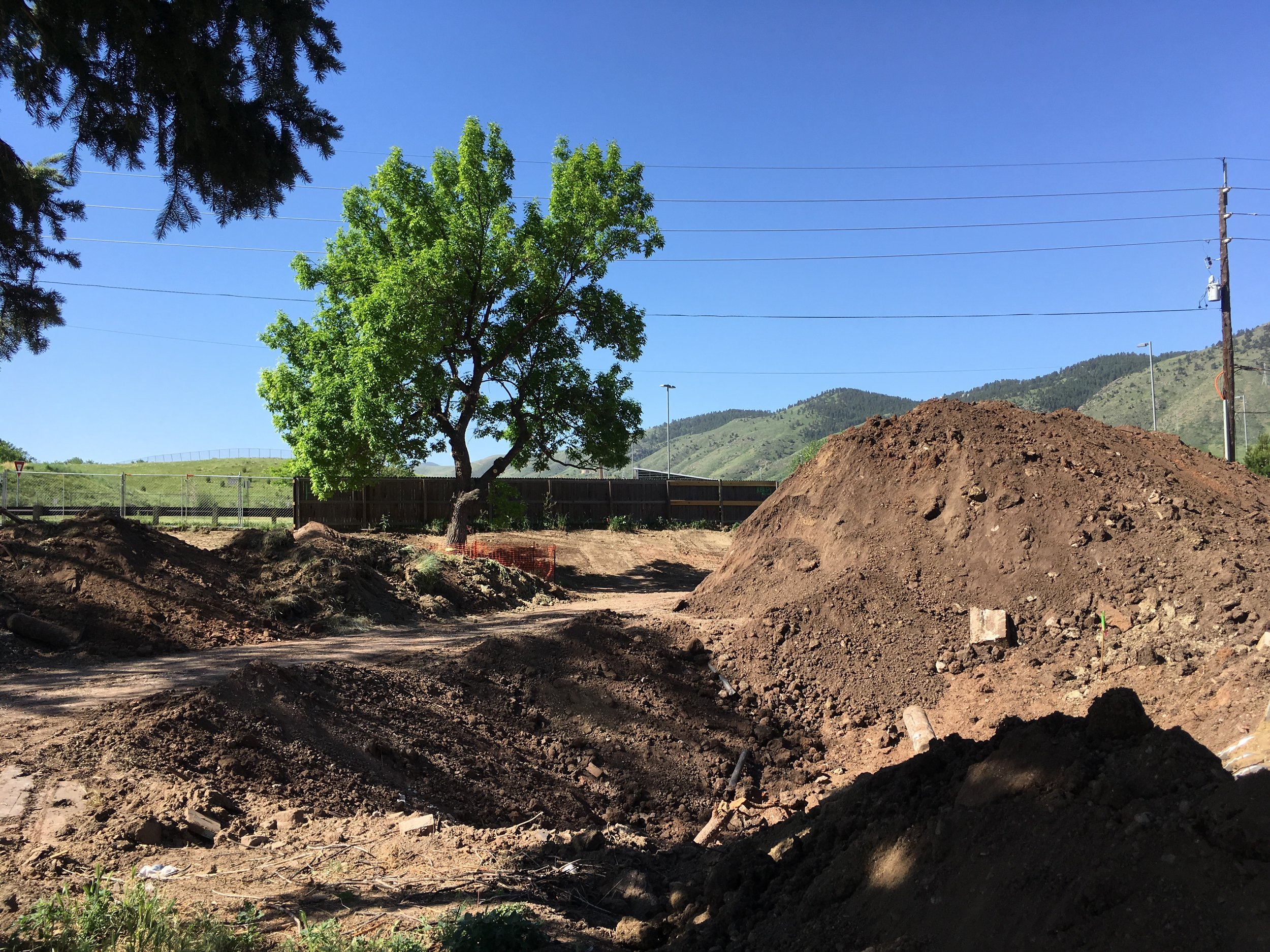 FOSSIL POINT  | 615 24th Street | Golden, CO 80401 |  CONSTRUCTION COMMENCES!