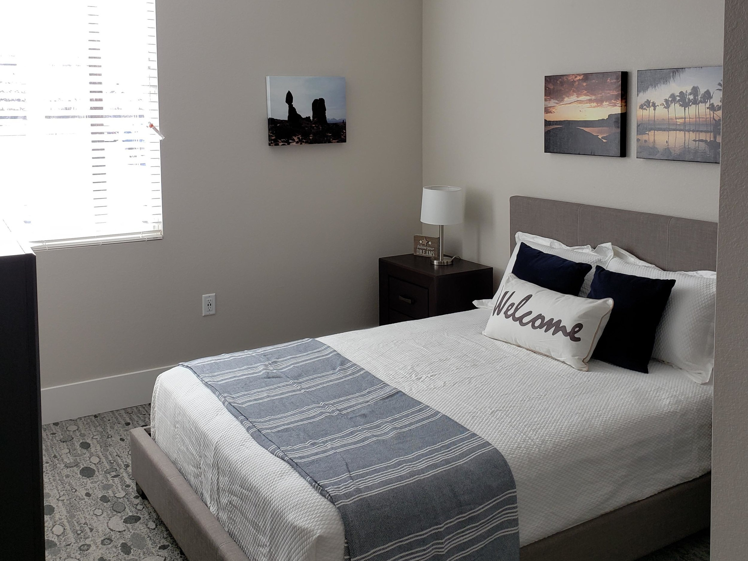 Welcoming Bedrooms