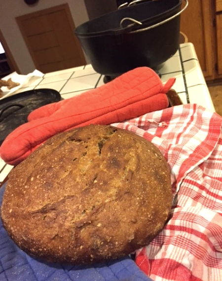 A boule of my own.