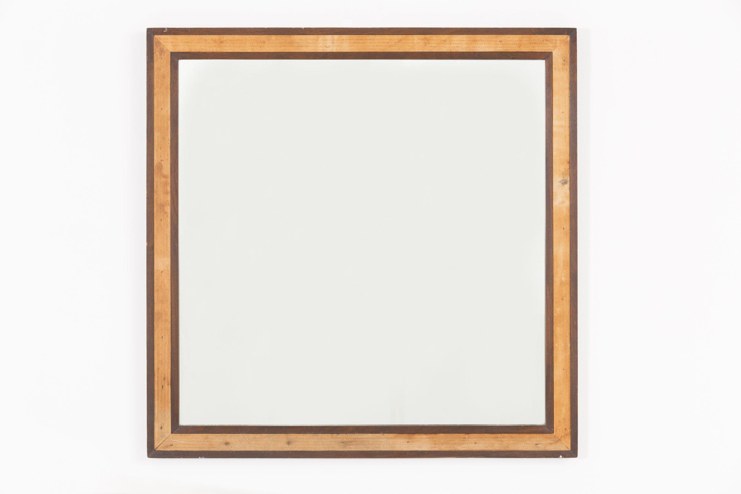 Edward Wormley for Dunbar 4799 Square Mirror