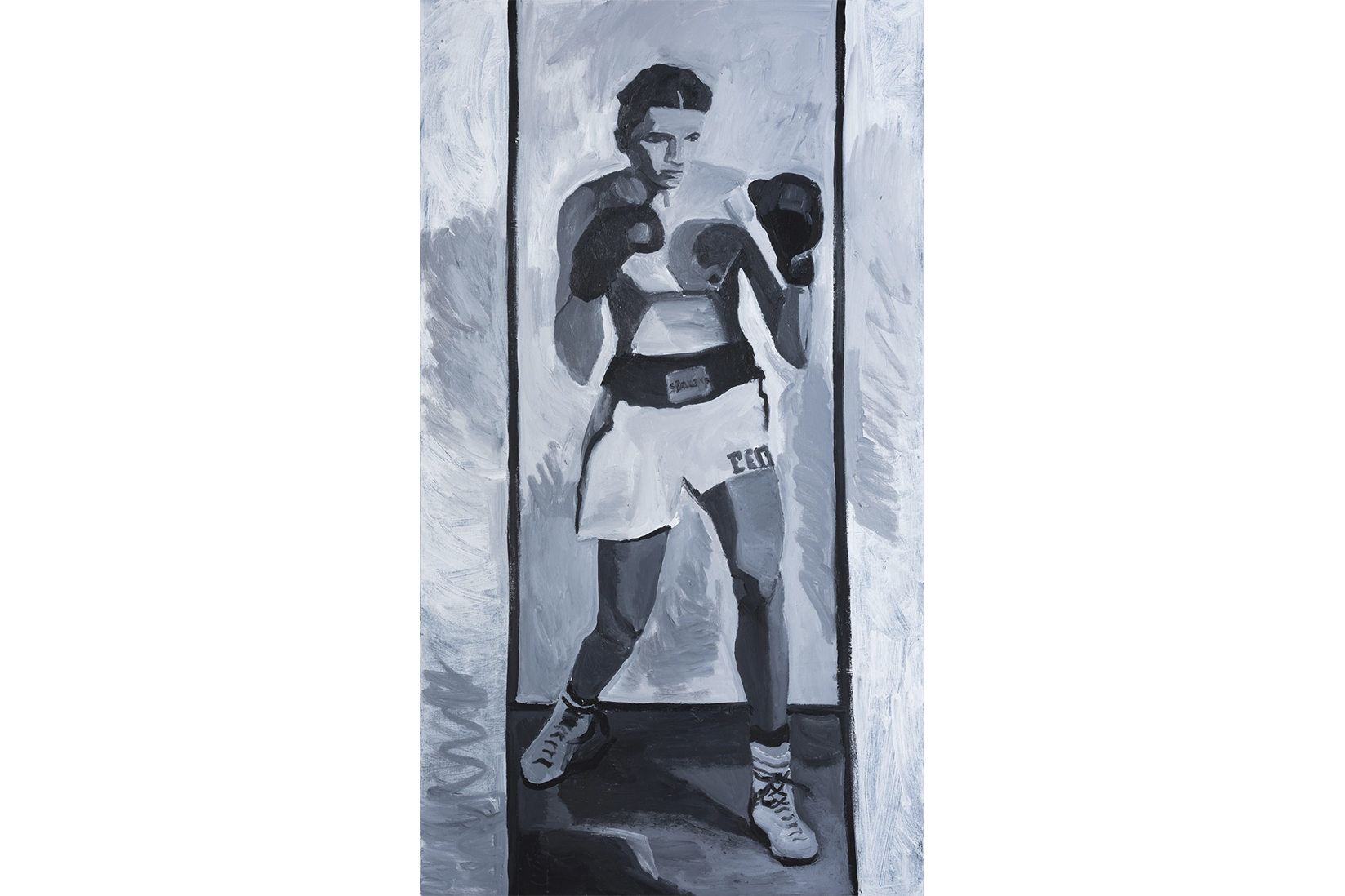 """HAE GOLDEN GLOVES 1939"" BY MEGAN EUKER"