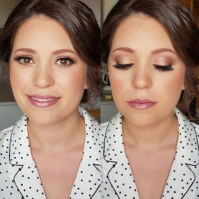 Soft n pretty makeup for this adorable bridesmaid 😊 Hair by @l.m.bridal . . . . #makeupbyme #makeup #makeupartist #torontomakeupartist #gtamakeupartist #weddingstyle #makeupteam #falselashes #flawless #face #gorgeous #weddingday #bride #specialevent #bridalmakeup #weddingmakeup #bridalparty #weddingplanning #wedding #bridesmaid  #weddinginspiration #beauty #makeuplover #mua  #winterwedding #weddingparty #wedding #torontoweddingvendor #melissamakeupartistry #pretty #instabeauty #torontoweddingvendor