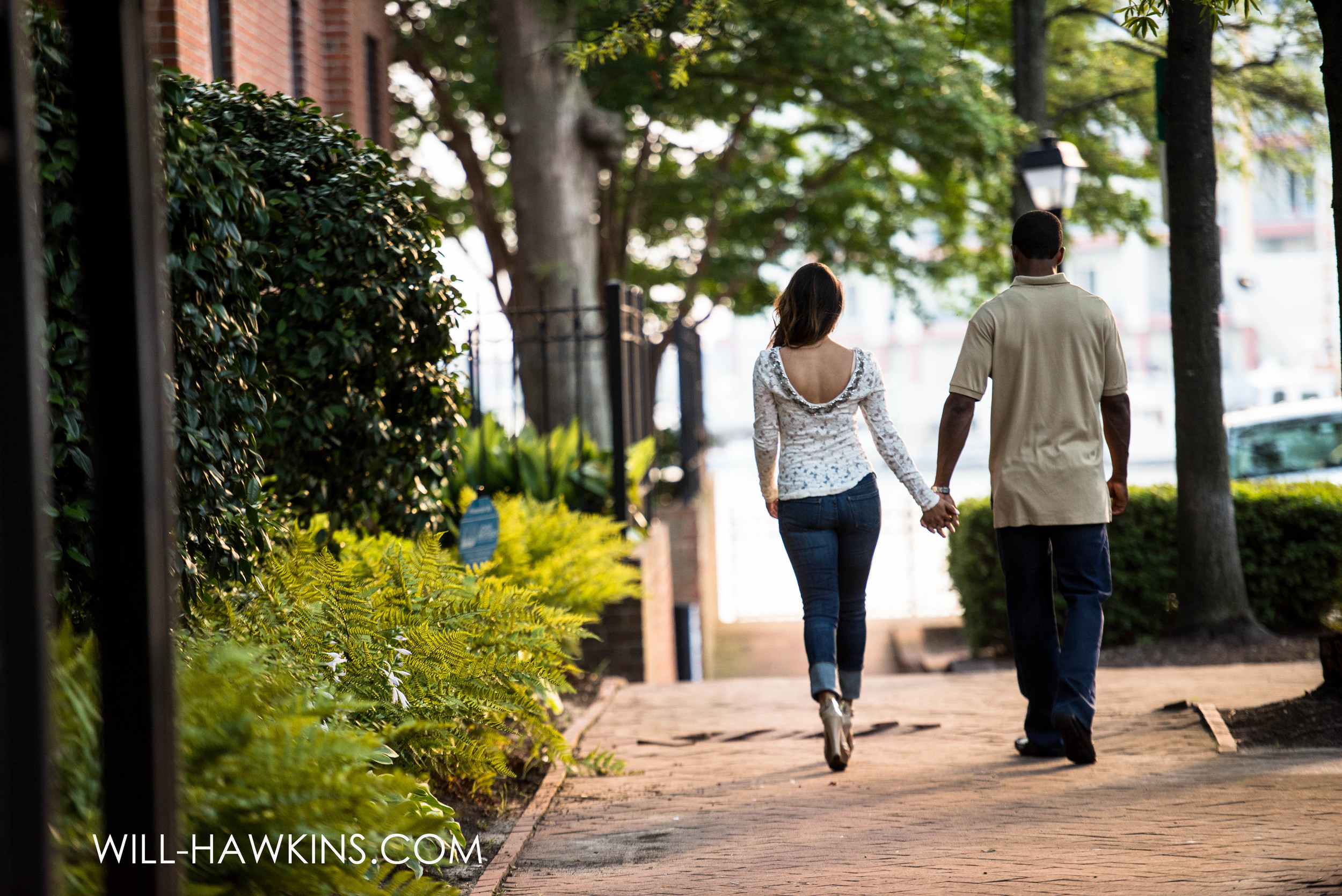 Will Hawkins Photography Norfolk Engagement Photographer Hampton Roads Wedding Photographer