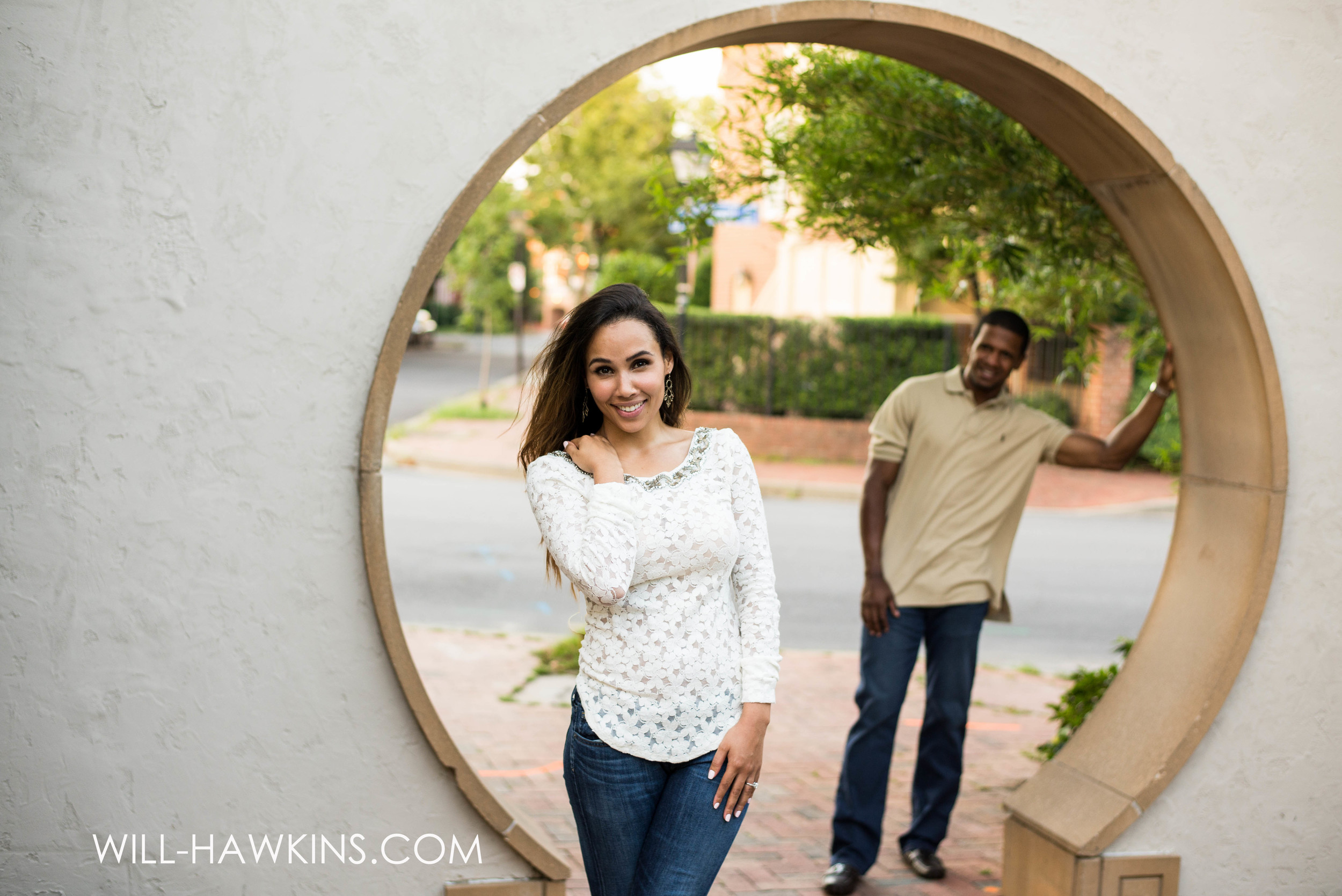 Norfolk Engagement Photographer Will Hawkins Photography Hampton Roads Wedding Photographer
