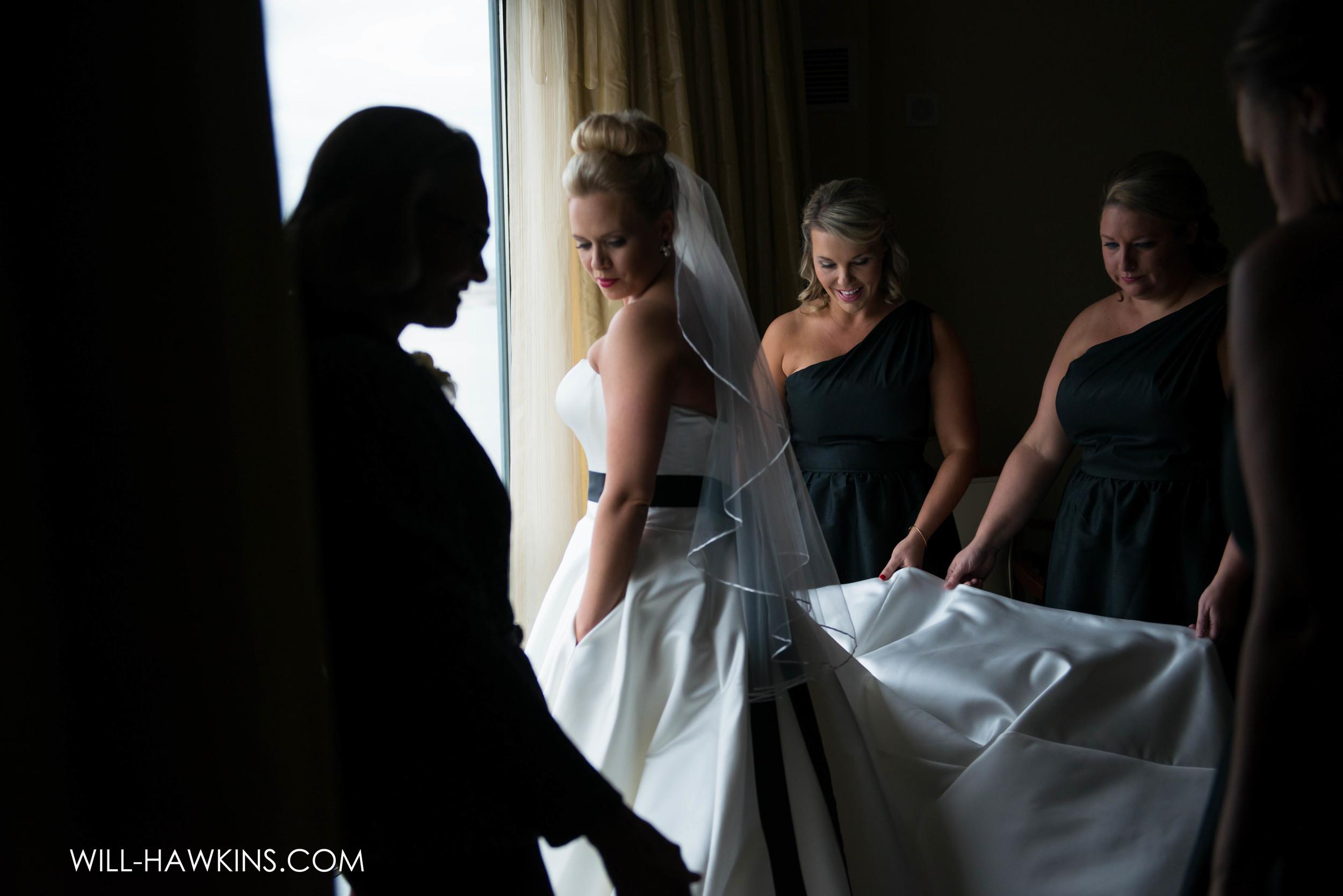 Will Hawkins Photography Virginia Beach Wedding Photographer Portsmouth Renaissance