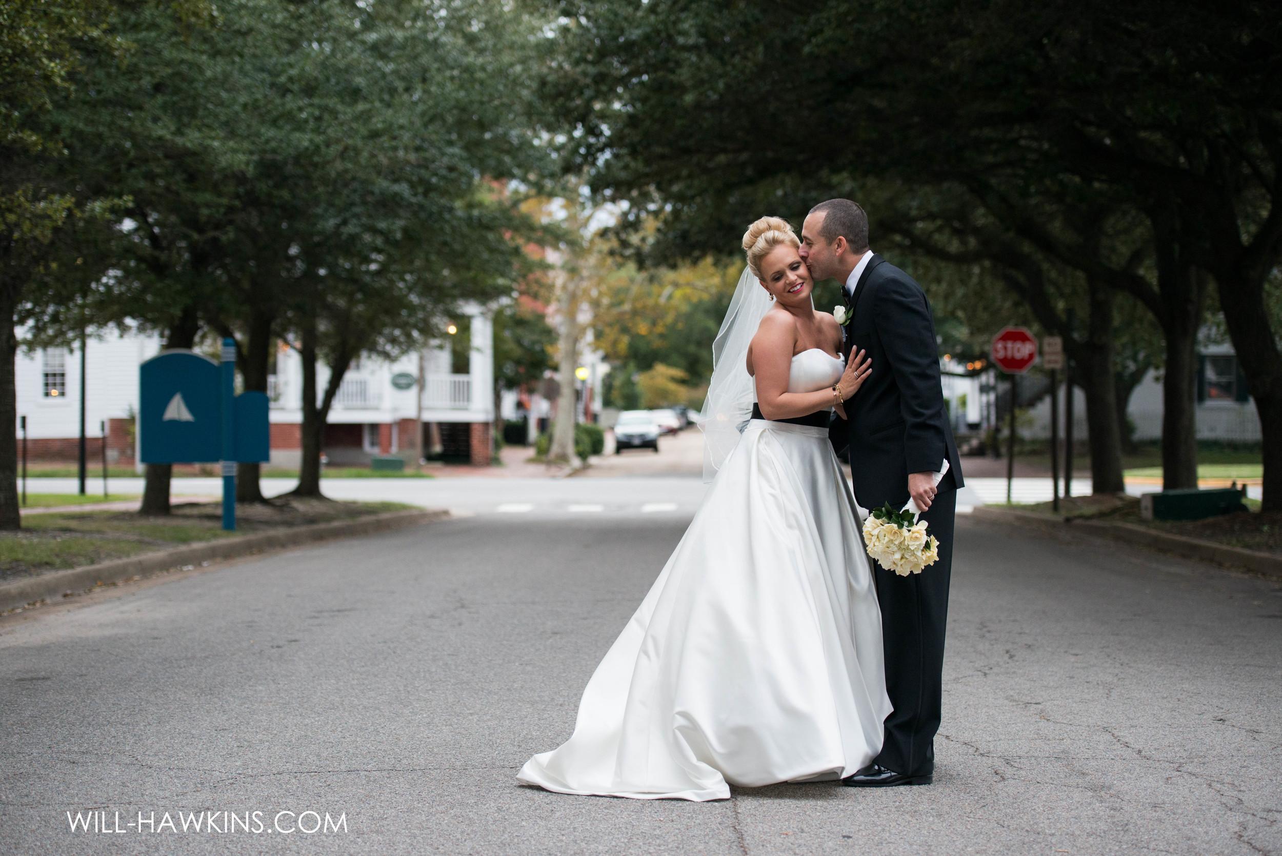 Amanda+John's October Wedding.