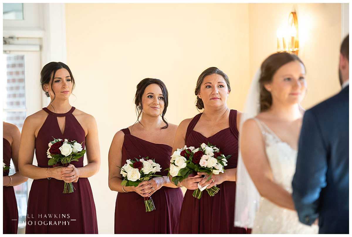 Will Hawkins Photography Women's Club of Portsmouth Wedding Virginia Wedding Photographer Virginia Wedding Photography