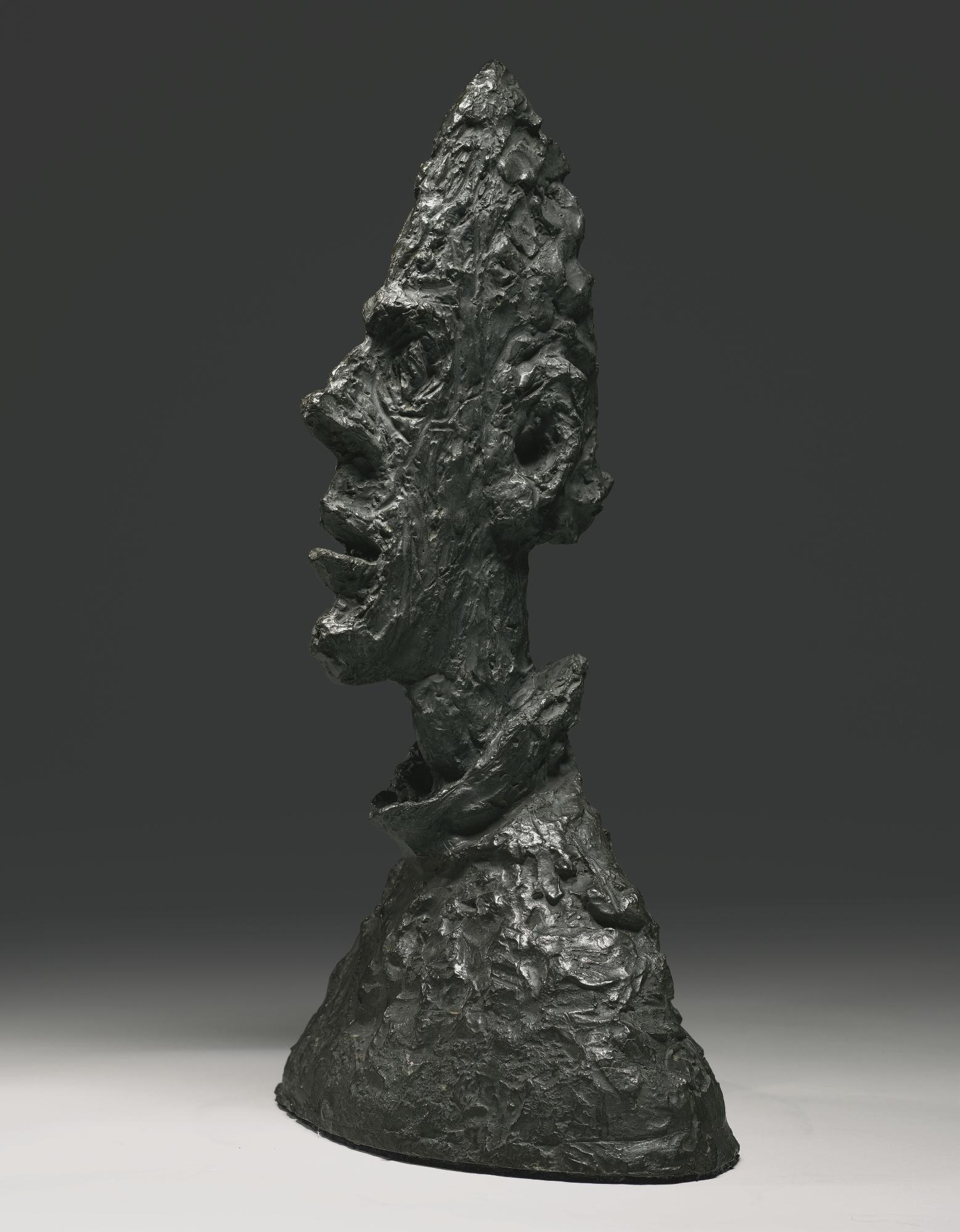 Alberto Giacometti 'Grande tête mince (Grande tête de Diego)'