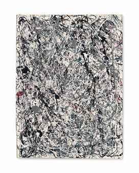 Jackson Pollock 'Number 19'