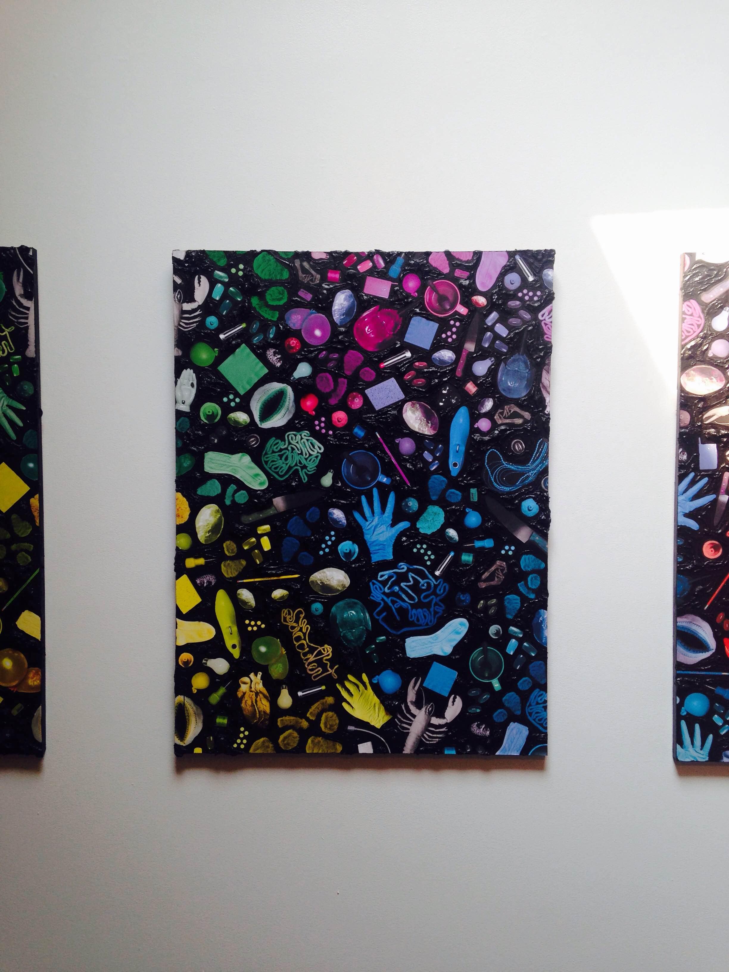 Works by Frances Mckenzie