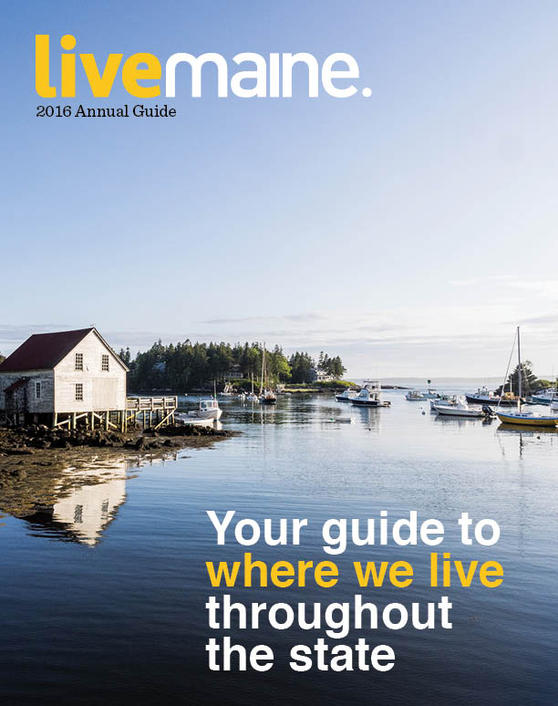 Live Maine Annual Guide Art Director