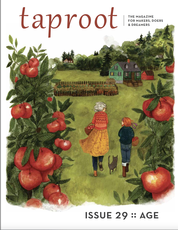 Taproot magazine
