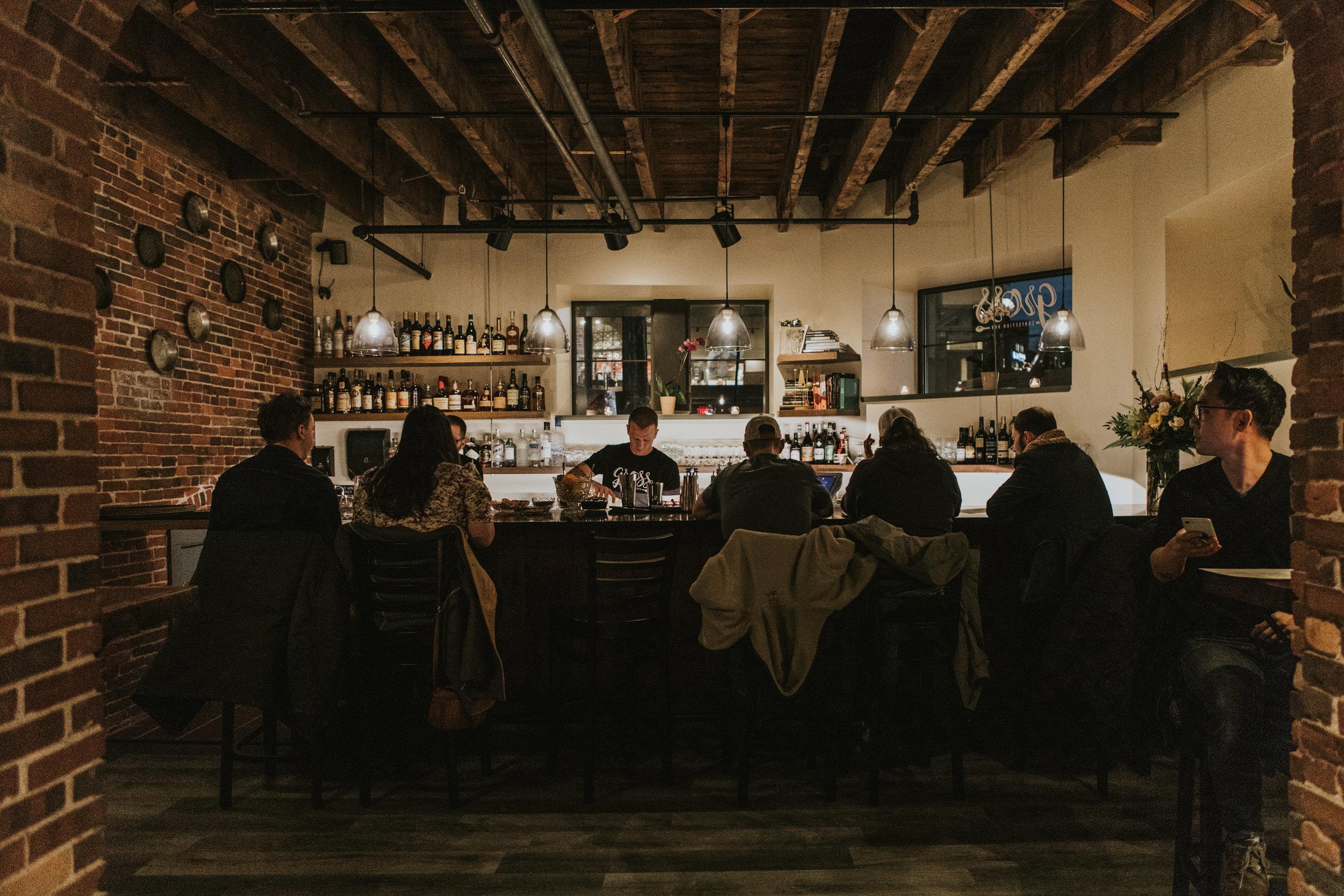 Gross Confection Bar dessert restaurant Portland Maine © Heidi Kirn_1.jpg