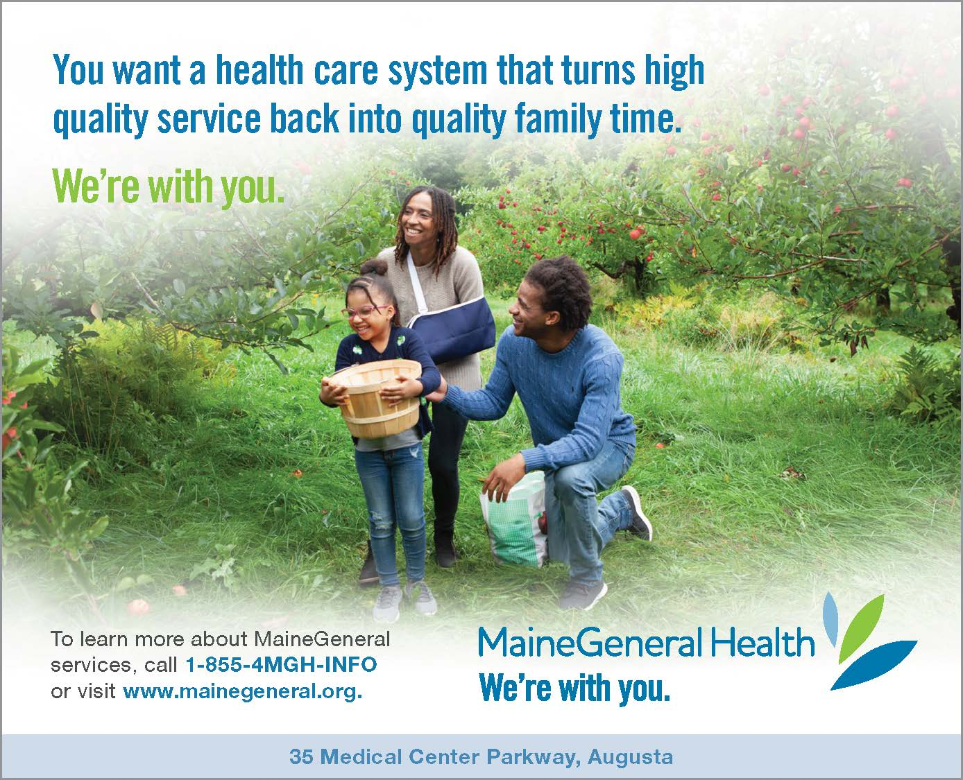 Commerial Advertising Campaign Photographer Maine General Hospital Garrand Lifestyle.jpg