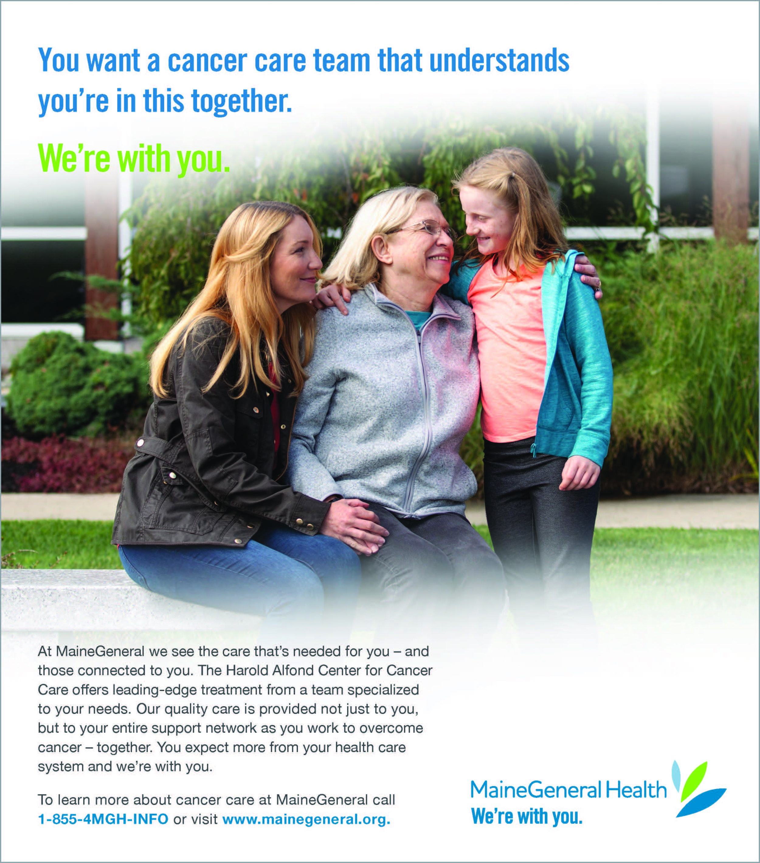Commerial Advertising Campaign Photographer Maine General Hospital Garrand Cancer Care.jpg