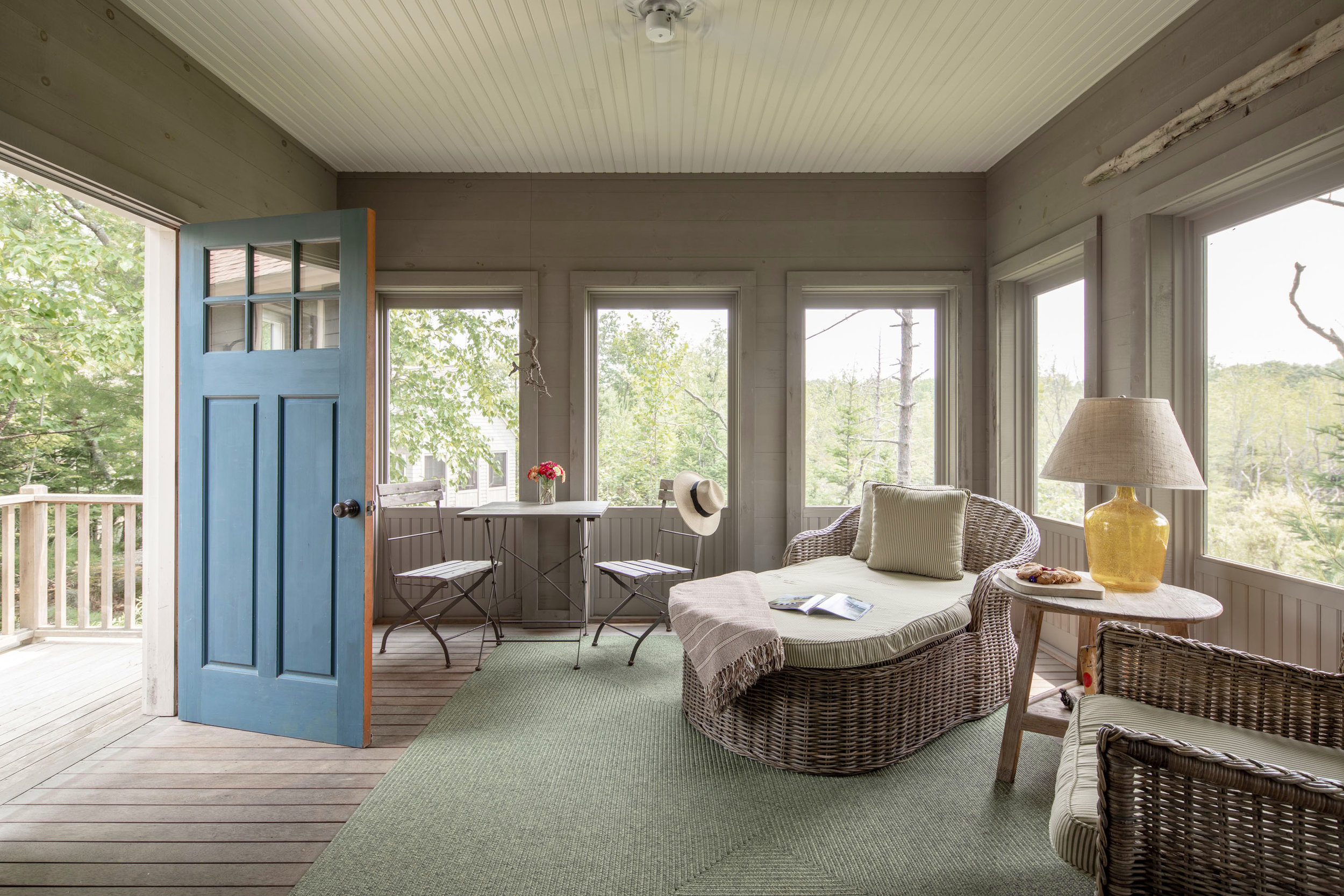 Hidden Pond Resort Hotel and Cottages Kennebunkport Maine © Heidi Kirn Photography Bungalow 15.jpg