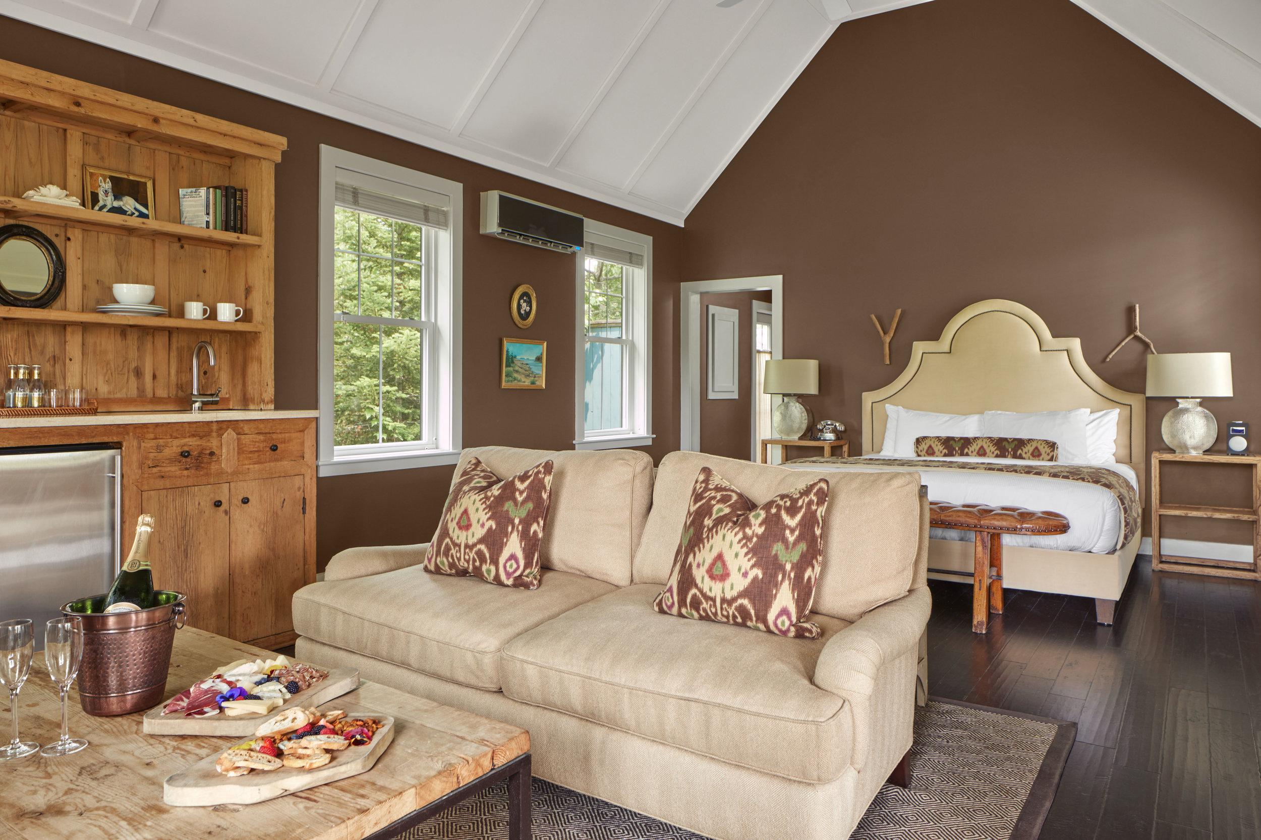 Hidden Pond Resort Hotel and Cottages Kennebunkport Maine © Heidi Kirn Photography Bungalow3.jpg