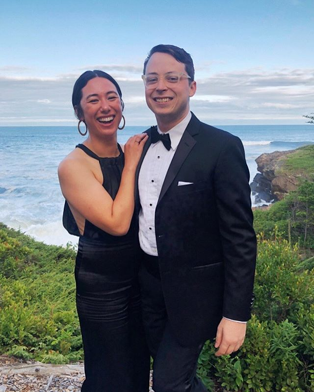 I too went to a wedding this weekend & had this dumb smile on my face the whole time. (Congrats, Charlotte & Austin, & this weekend was an absolute dream. ❤️✨🌊)