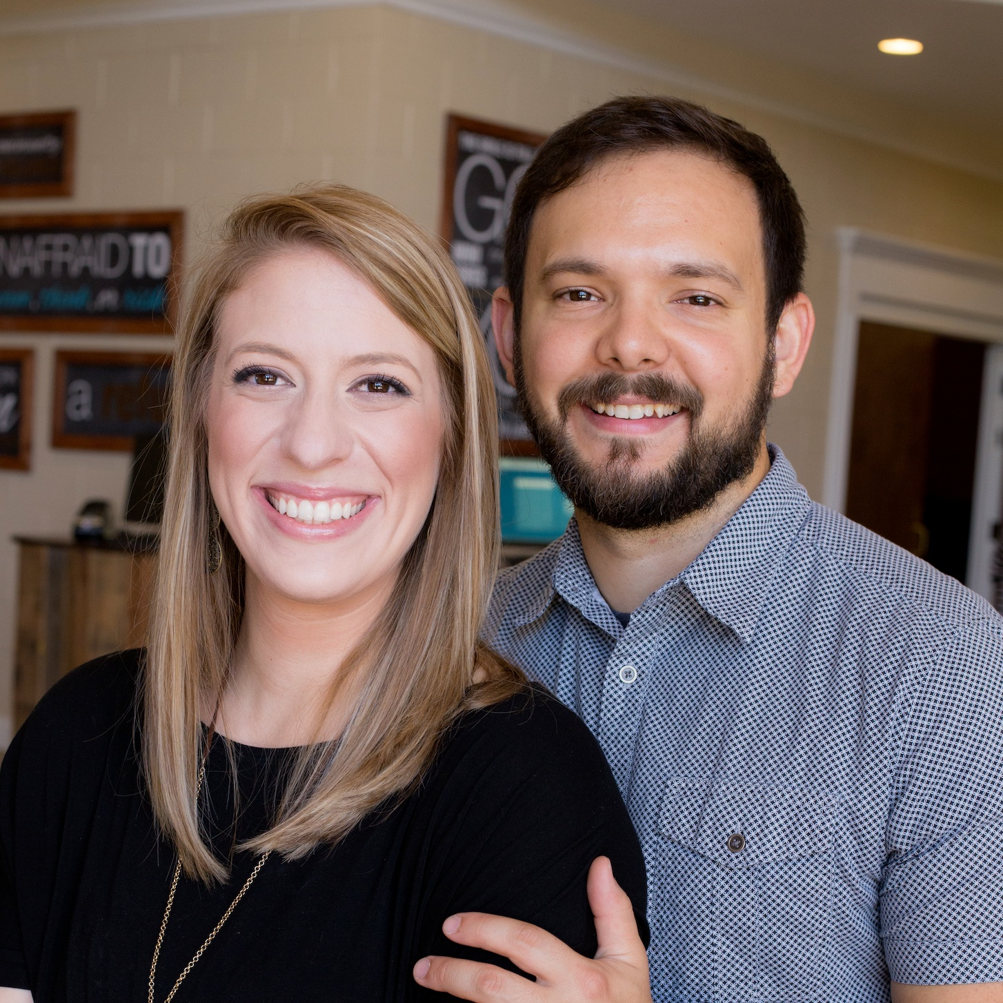 Devon & Neysa Walker - Lead Pastor & Worship Pastor