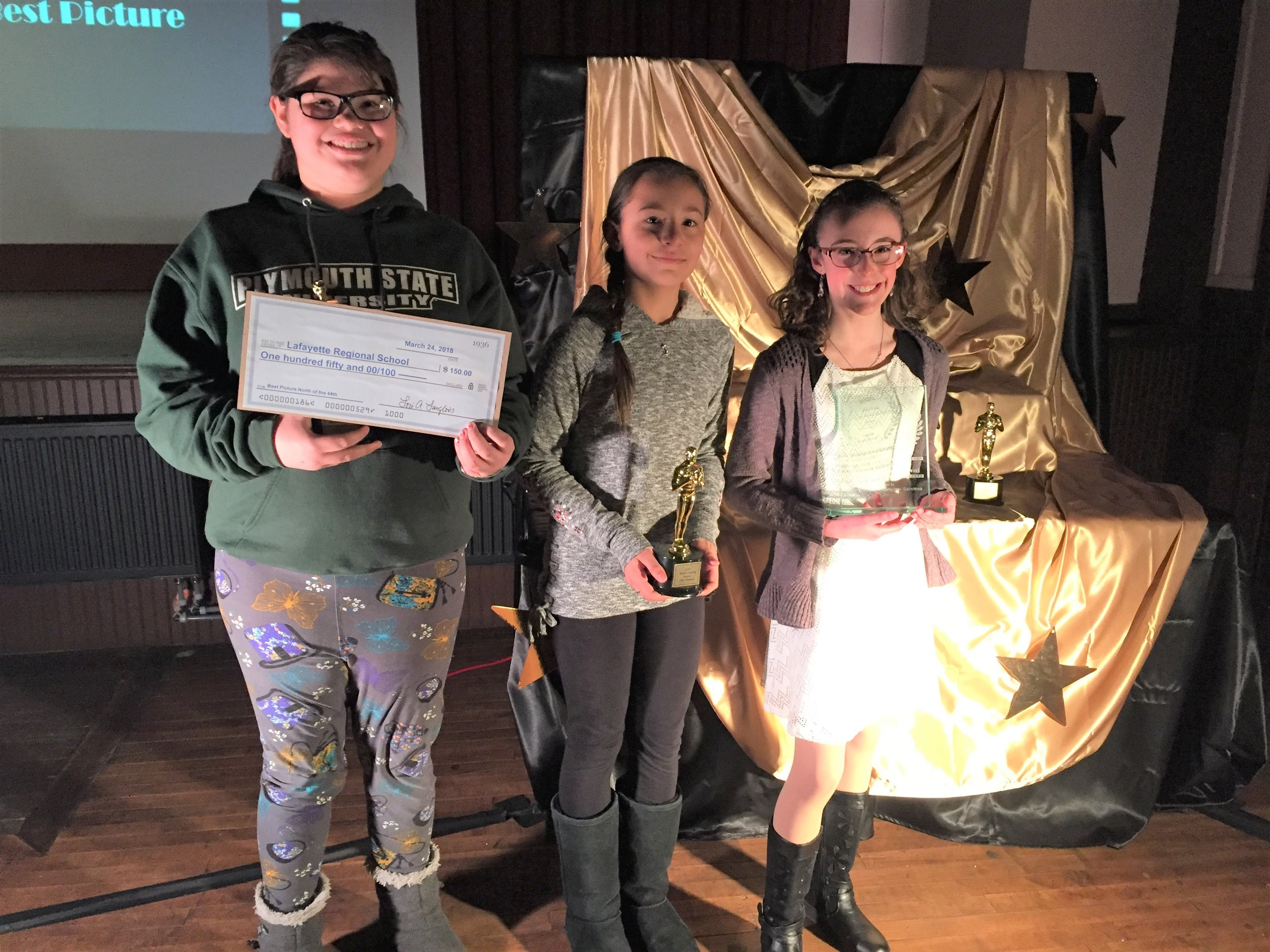 Winner: Best Picture North of the 44th    Sledventures: Keeping Fun in the Family  by Lafayette Regional School
