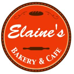 Elaine's current logo